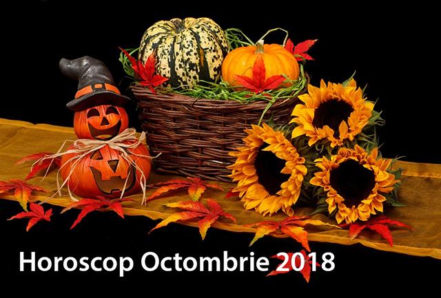 horoscop octombrie 2018