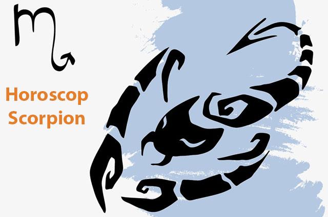 Horoscop Scorpion 2018 - 2019