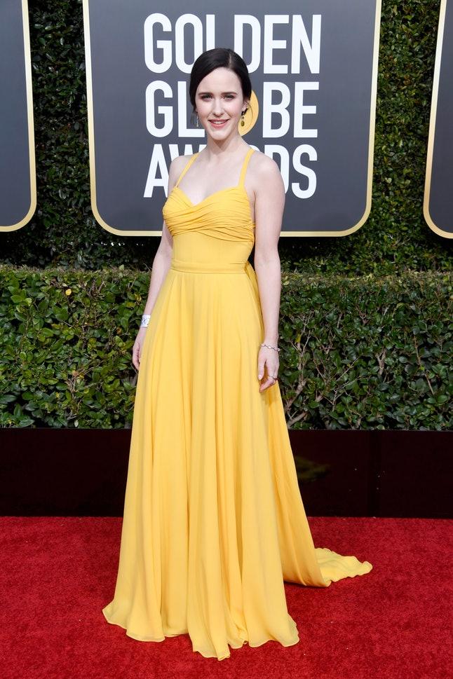 Galben - Golden Globe 2019 / Foto bustle.com